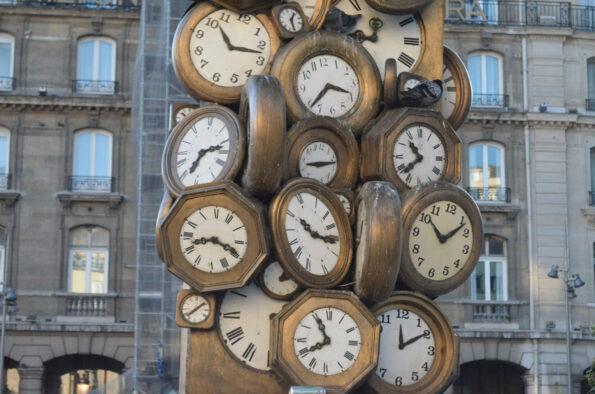 deväť Zaujímavosti o Paríži paris Hodiny